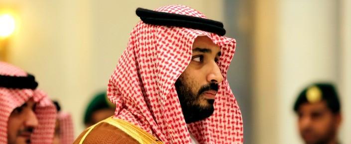 Saudi Arabian Deputy Crown Prince Mohammed bin Salman (AP Photo/Hasan Jamali)