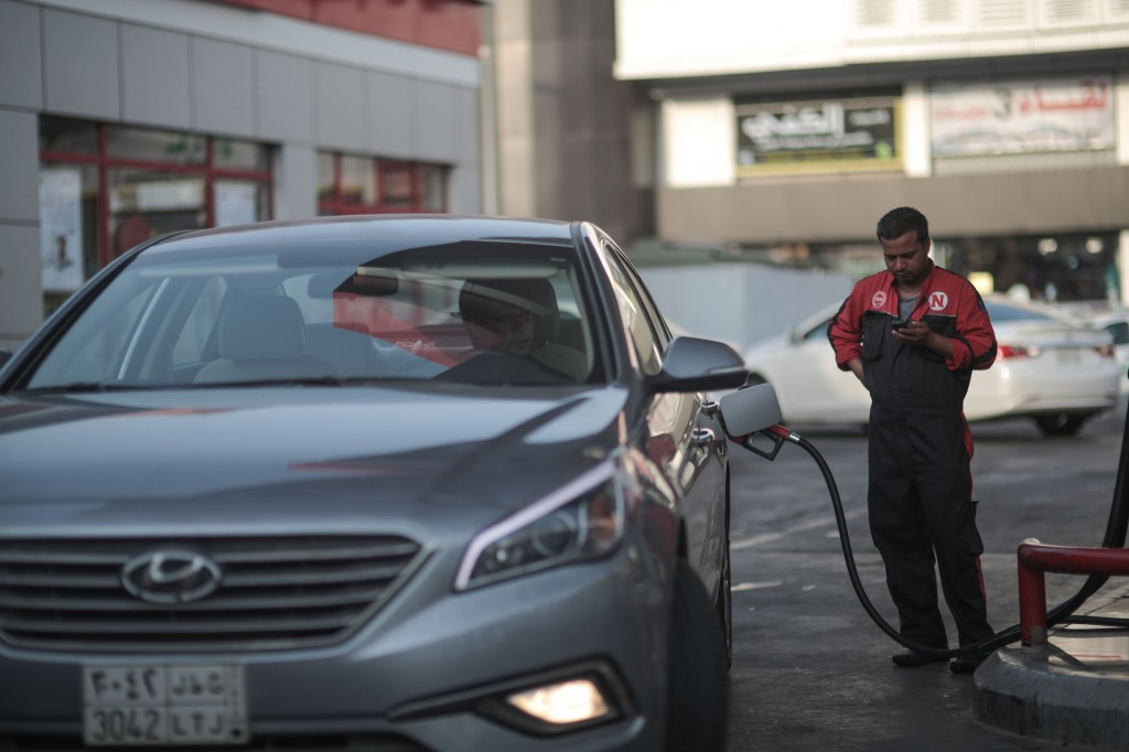 Mideast Saud Arabia Economy