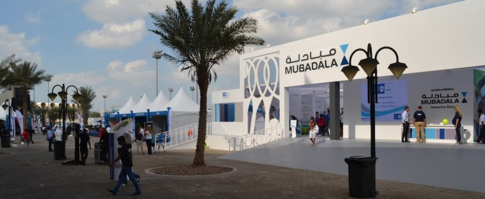 State-owned funds like Mubadala in the United Arab Emirates are consolidating their operations.