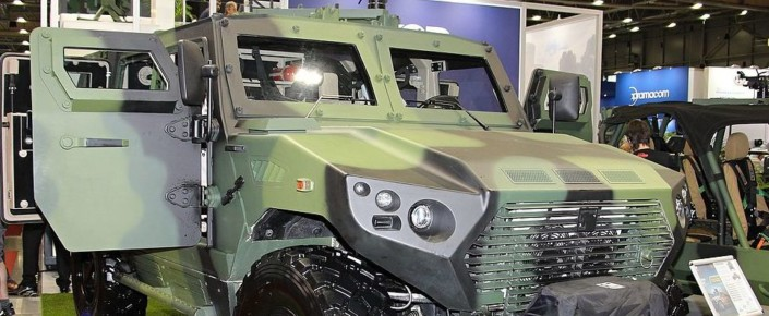 NIMR Vehicle