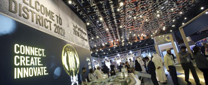 Dubai Expo 2020 stand