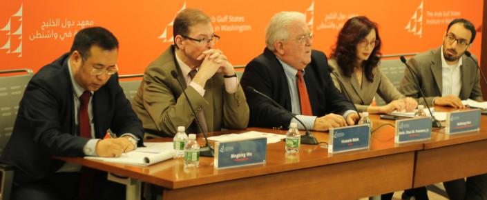 GCC East Asia Panel