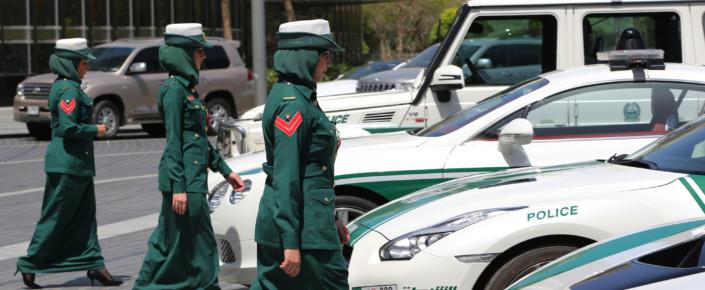 Dubai Police Women