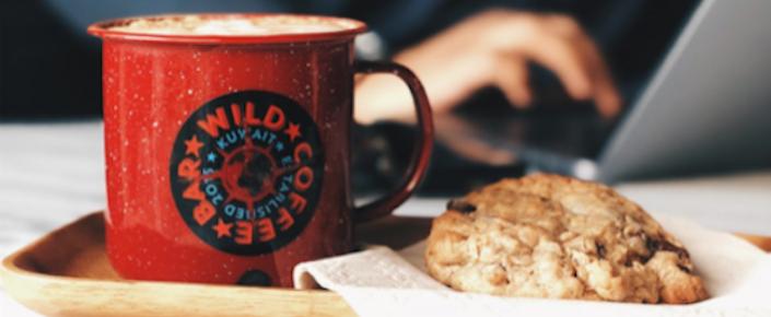 WILD Coffee Bar in Kuwait (Bader Al-Sayyed)