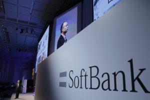 SoftBank Chief Executive Officer Masayoshi Son speaks during a SoftBank World presentation in Tokyo, July 20, 2017. (AP Photo/Shizuo Kambayashi)